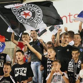 Partizan, deca, Partizan deca, klinci, Partizan klinci