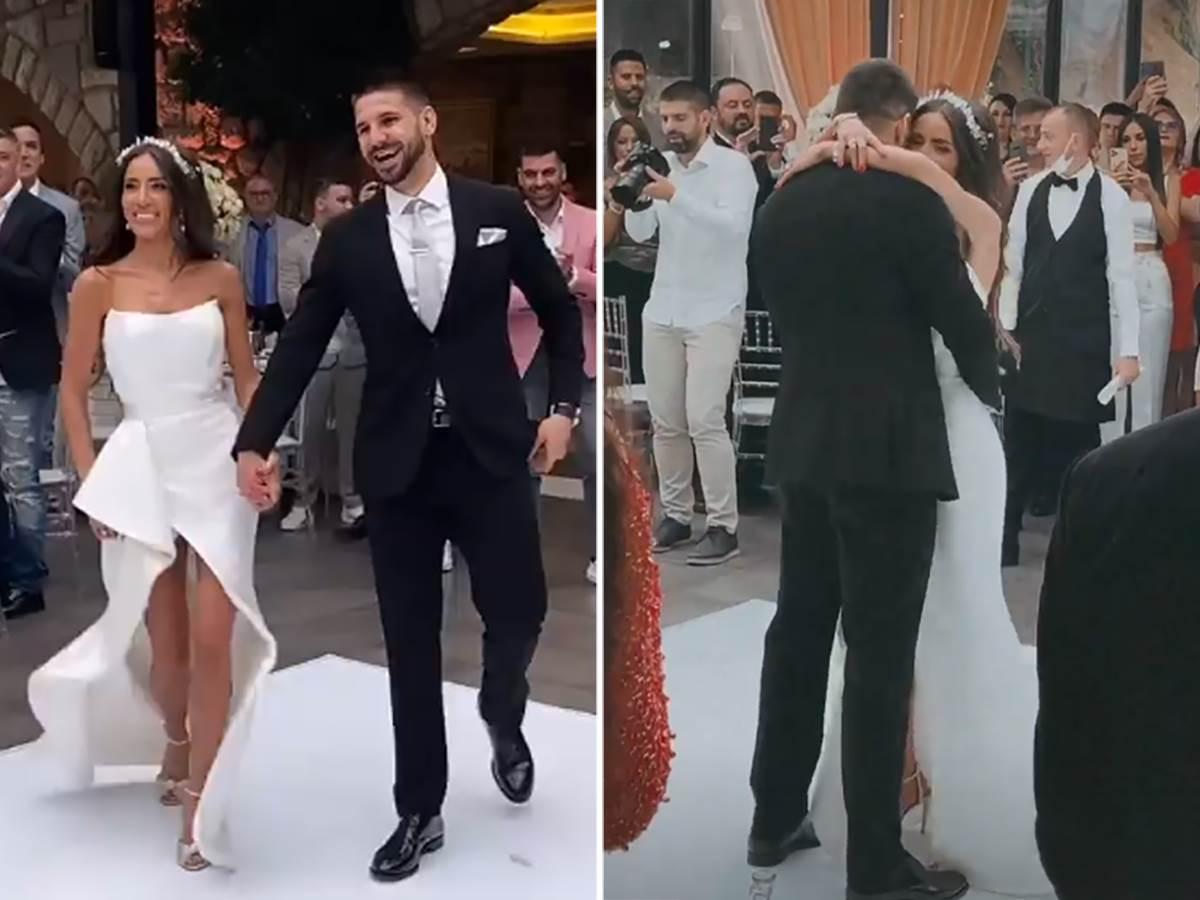 Ples svadba mitrovic