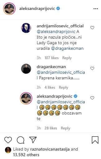 NAZULA PLOČICE, NI LEJDI GAGA TO NE NOSI: Andrija Milošević prozvao  Prijovićku zbog papuča - odmah mu je odgovorila! | Zvezde i tračevi