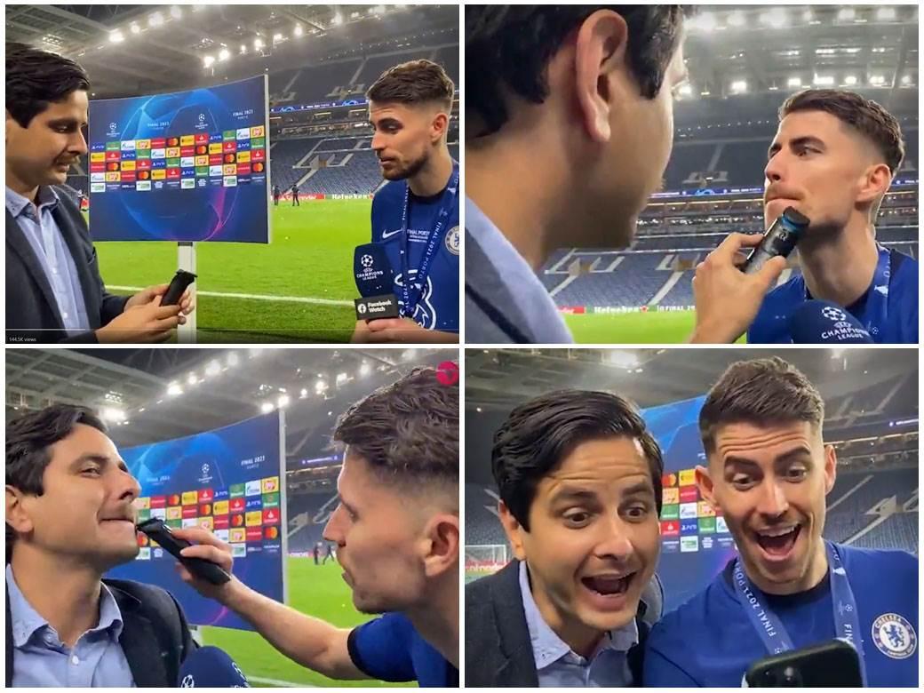 jorginho brazilski reporter se briju