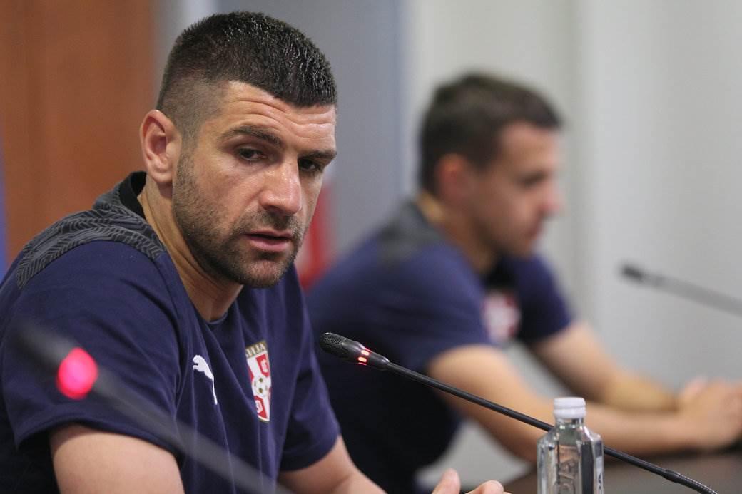 Stefan Mitrović.