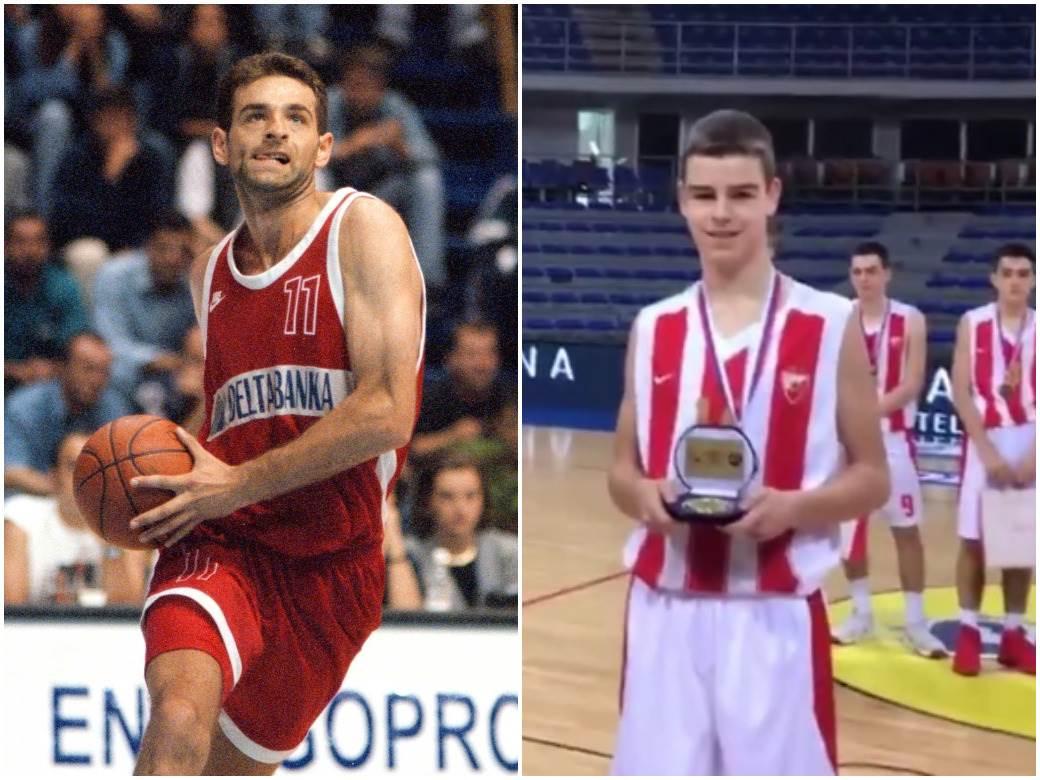 Milenko Topić i Nikola Topić.