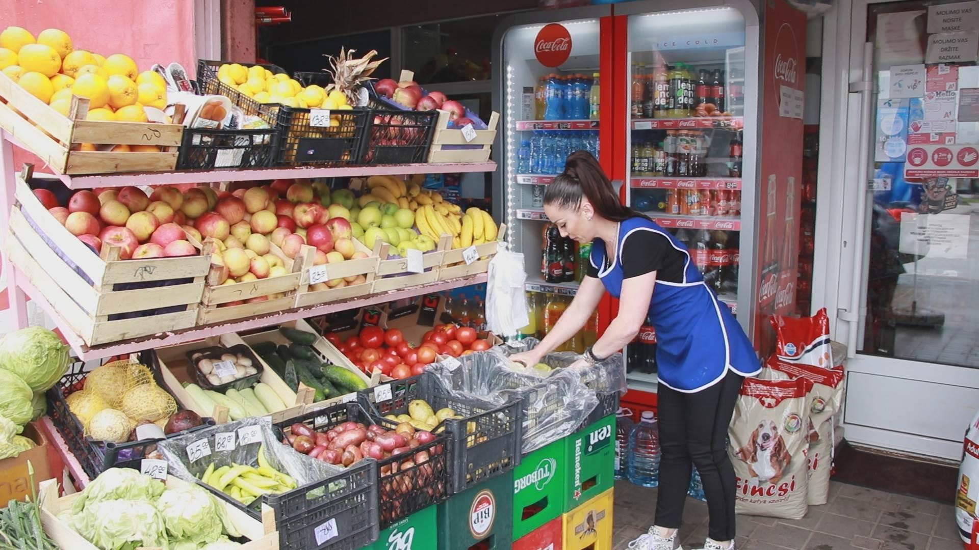 prodavnica prodavačica Ljubica Krsmanović