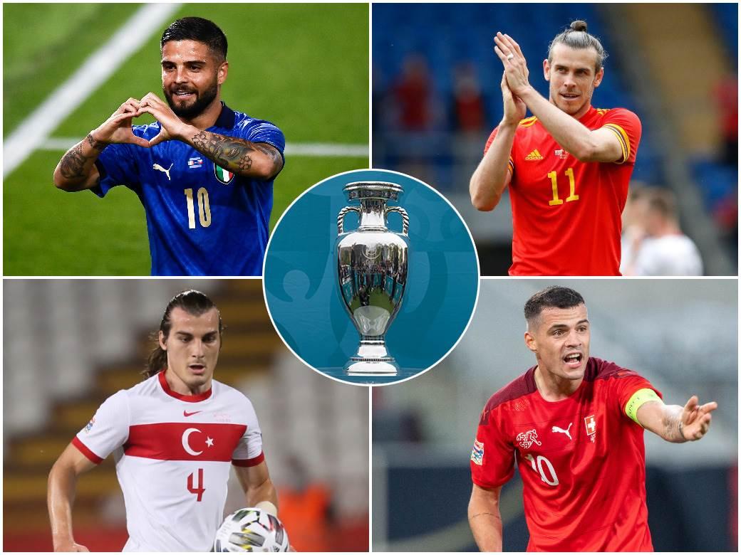 evropsko prvenstvo grupa a