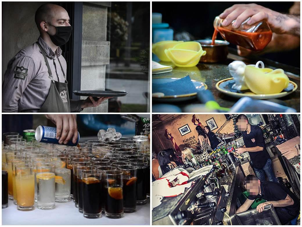 šank konobar piće kafic bar
