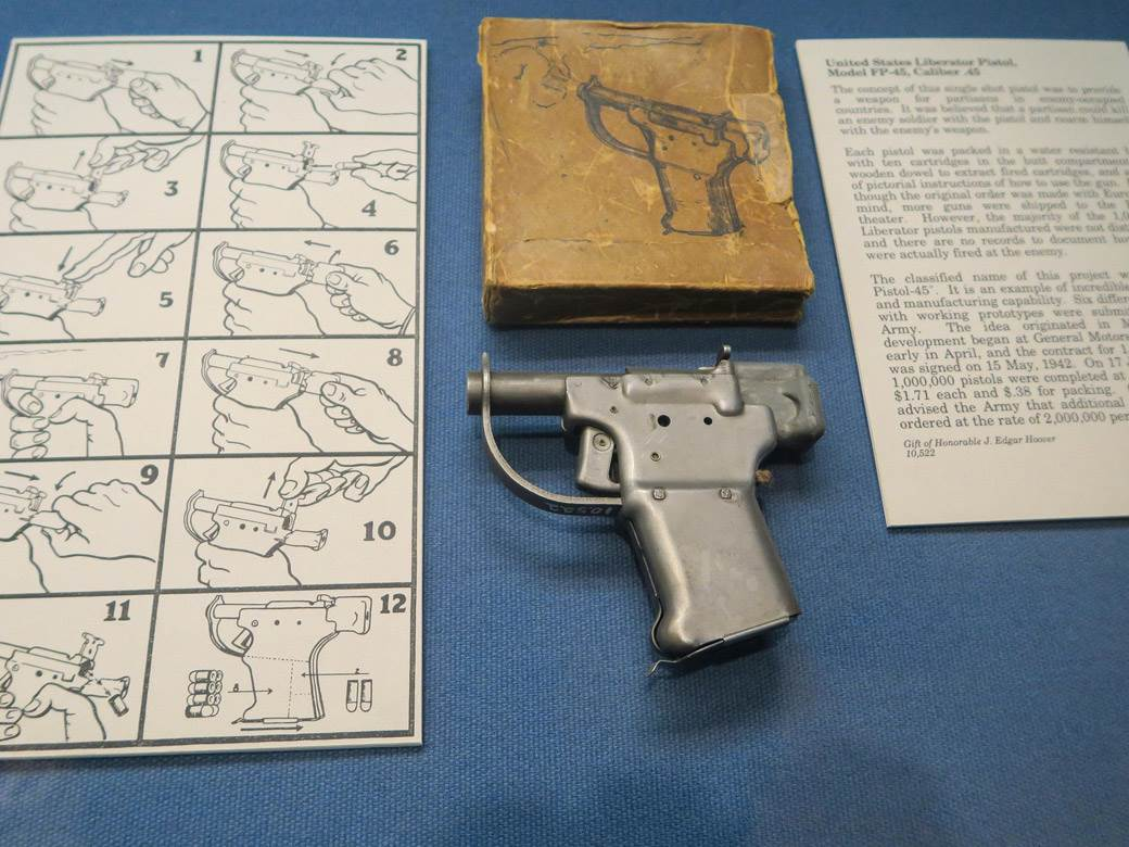 fp-45 libertor pištolj