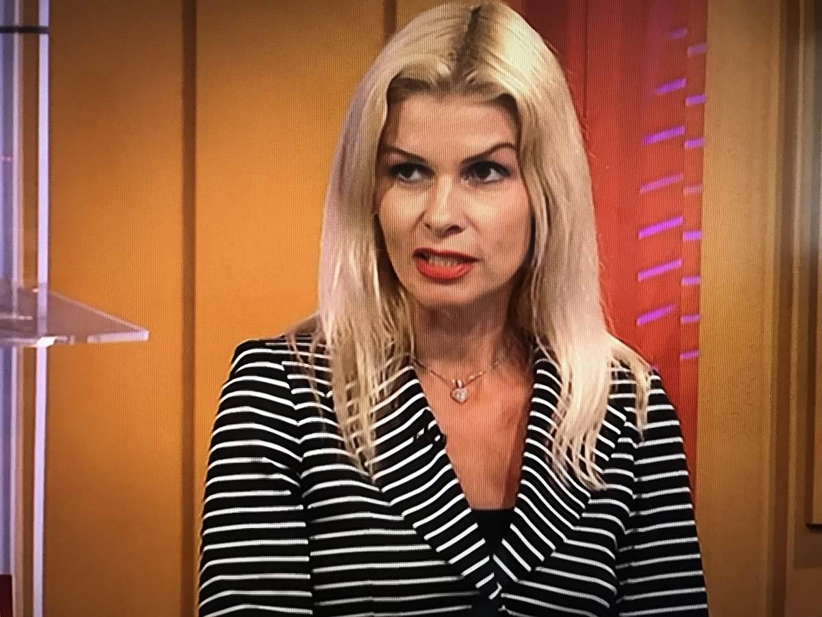 specijalista ORL-fonijatar dr Sanja Krejović-Trivić