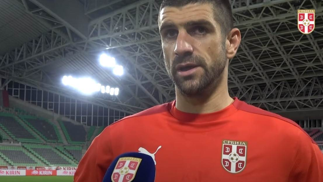 Stefan Mitrovic Srbija