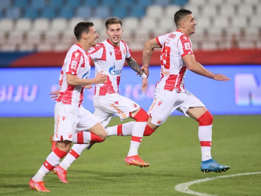 FOOTBALL;NATIONAL CUP;CRVENA ZVEZDA;RED STAR;PARTIZAN