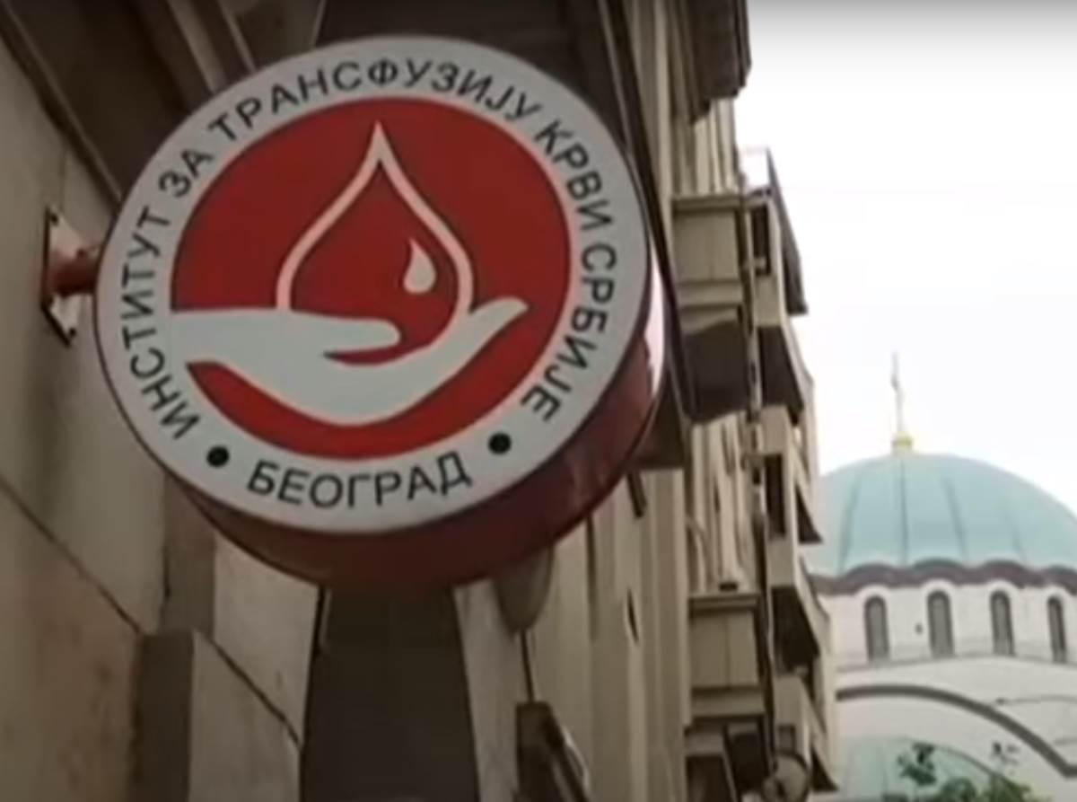 institut za transfuziju