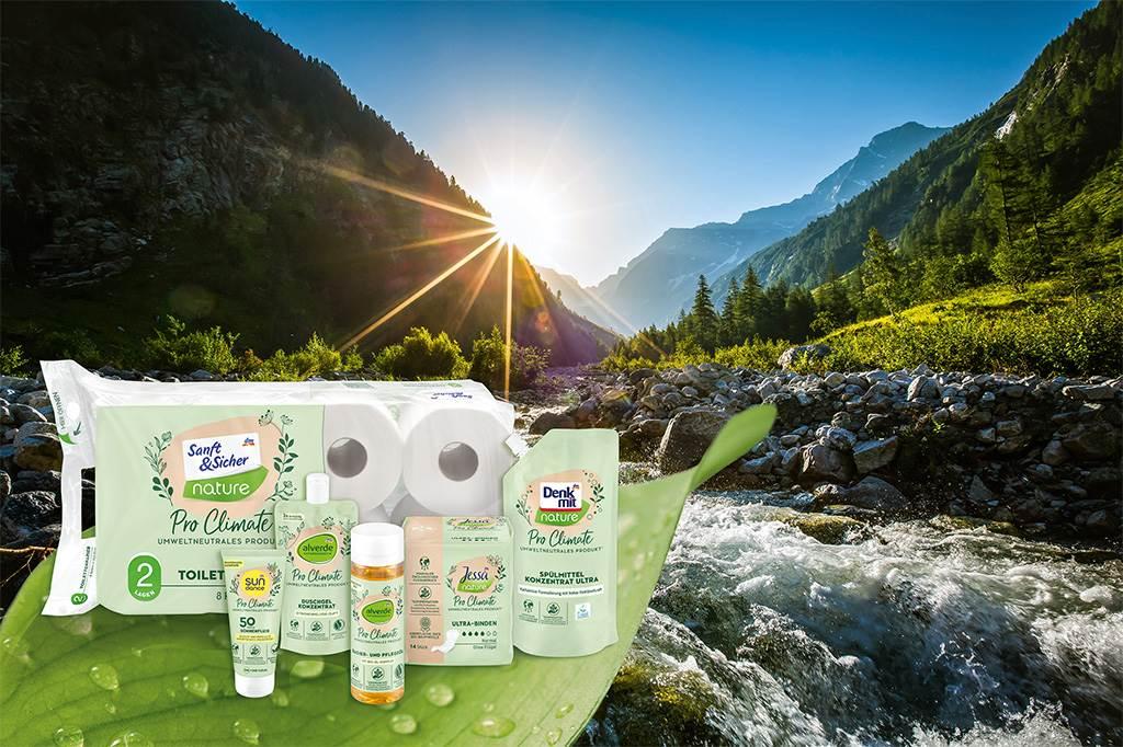 Neu bei dm_ Umweltneutrale Produkte der dm Submarke Pro Climate (1)(1)