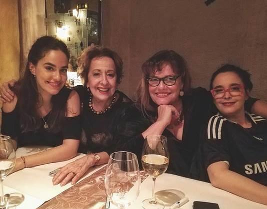 Anja Alač, Svetlana Bojković, Katarina Žutić, Vesna Čipčić