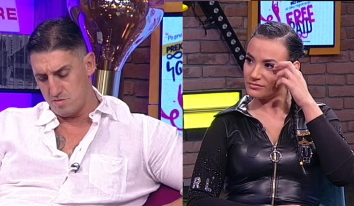 Kristijan Golubović Kristina Spalević