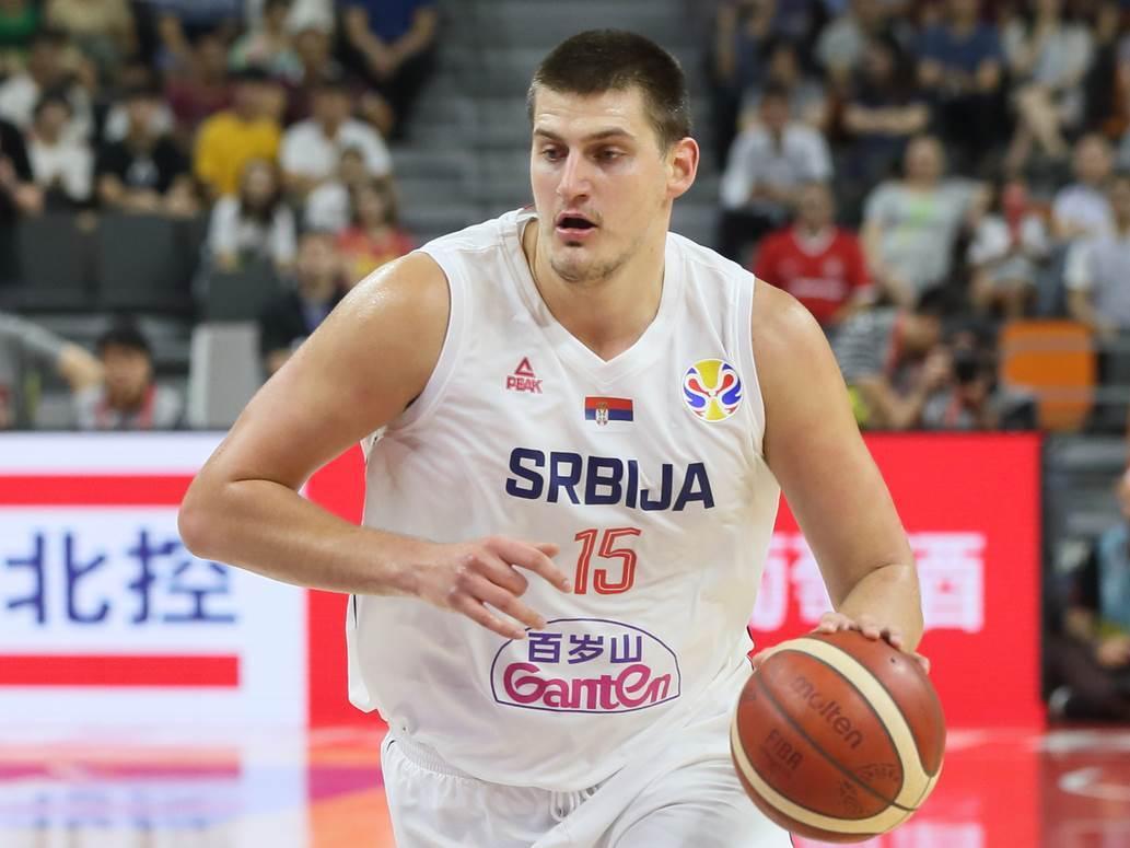Nikola Jokić.