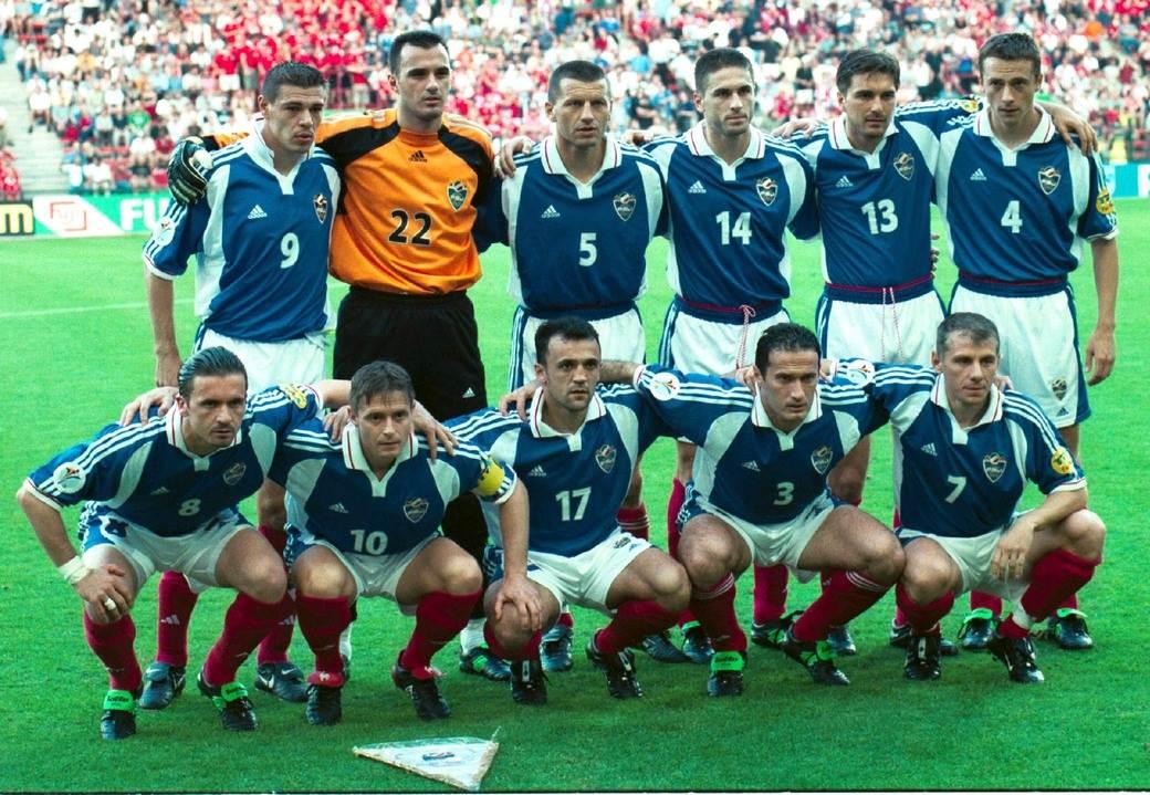 Reprezentacija Jugoslavije