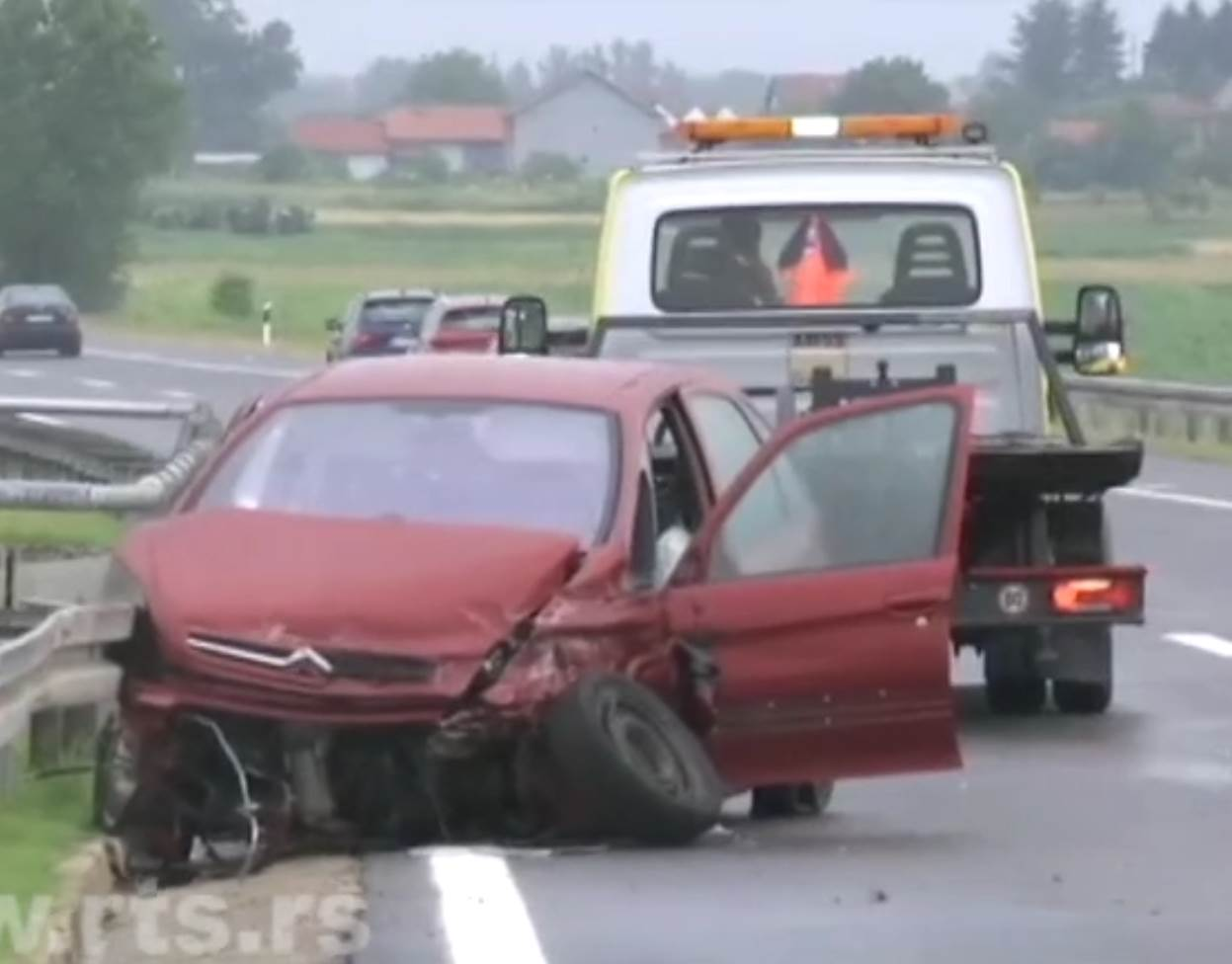 Nesreća na putu 5