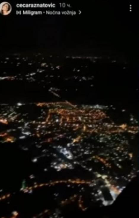 pogled iz helikoptera na Banjaluku