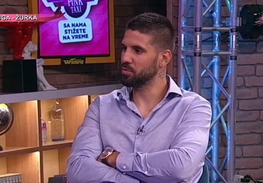 Aleksandar Mitrović Amidži šou