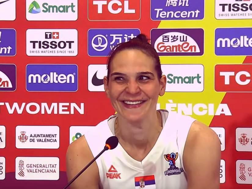 Sonja Petrovic Srbija Spanija