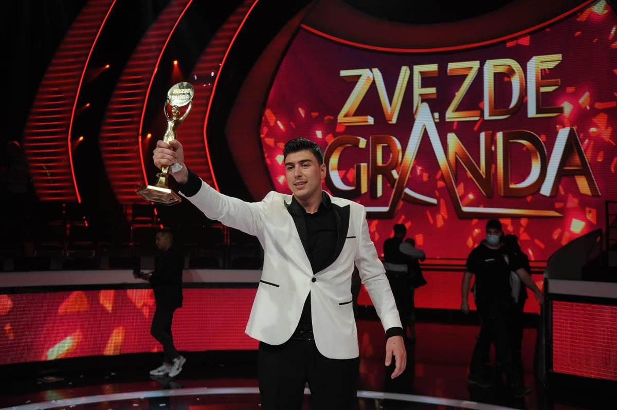 Mahir Mulalić Zvezde Granda