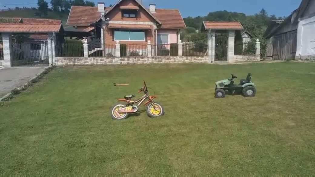 porodično dvorište