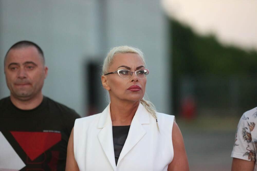 Marija Kulić pozlilo joj na Miljaninom rođendanu