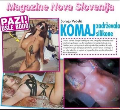 Soraja štampa Slovenija