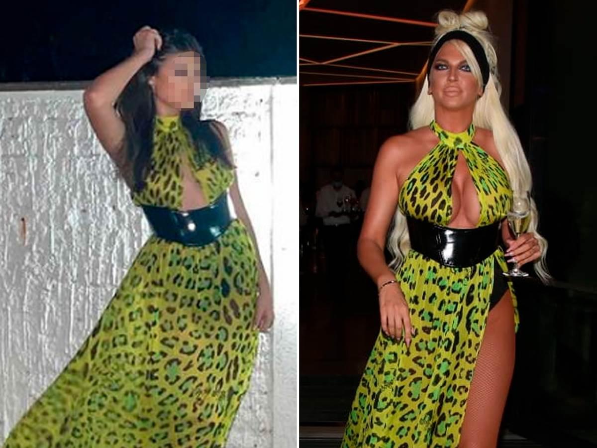karleuša,-haljina