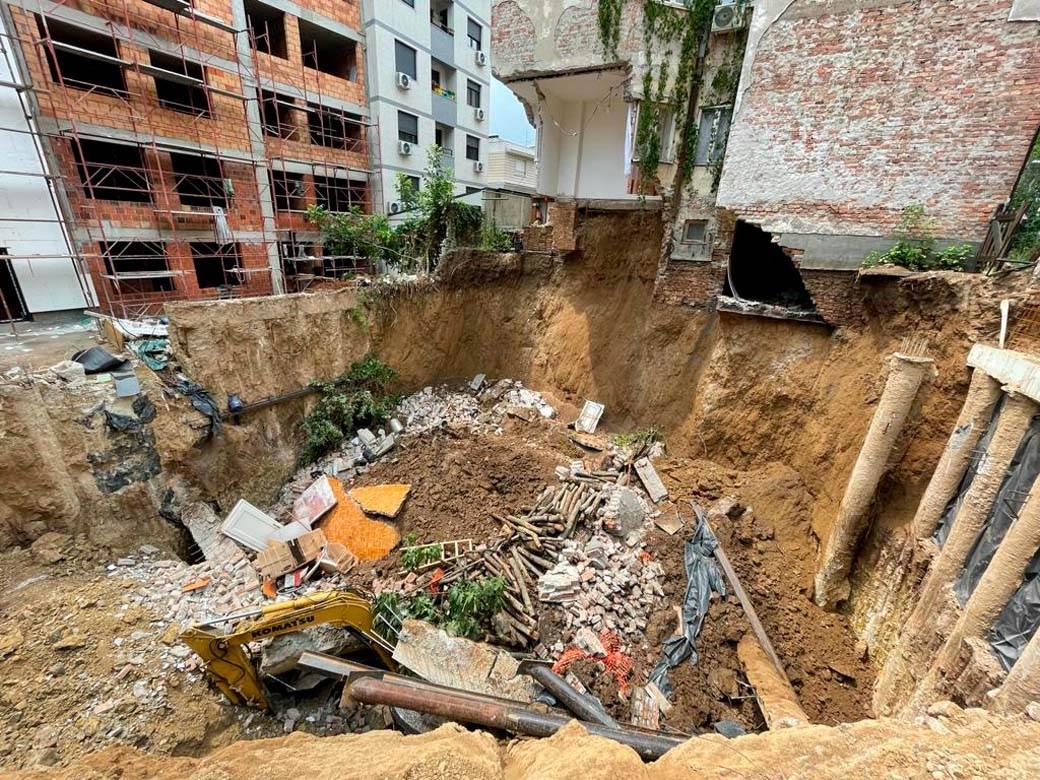 urušavanje zgrade, vračar (5)