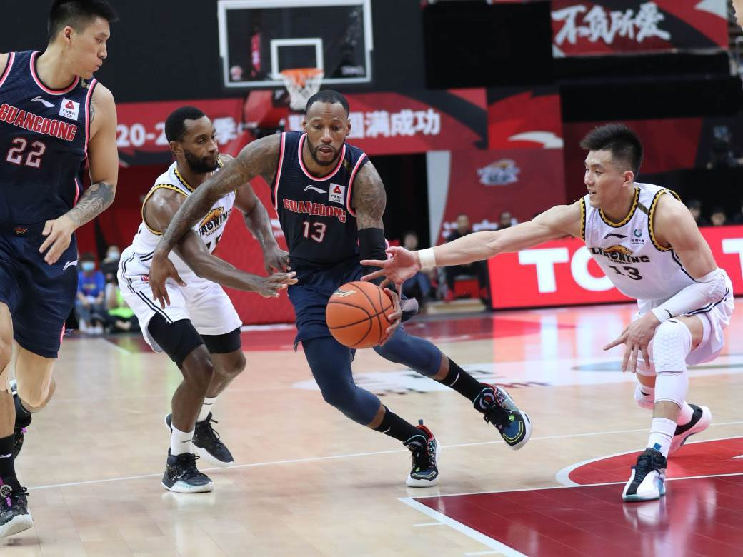 Vims i Fog, kineska košarka