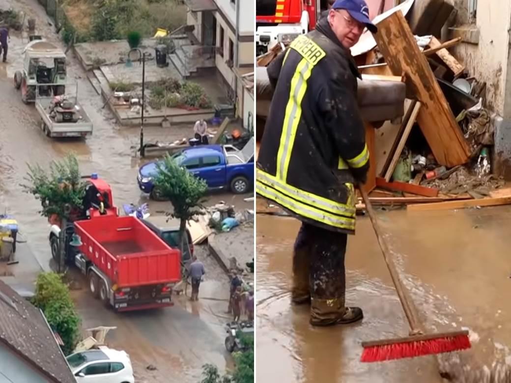 poplava nemačka