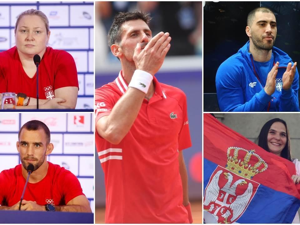 Olimpijci Srbije