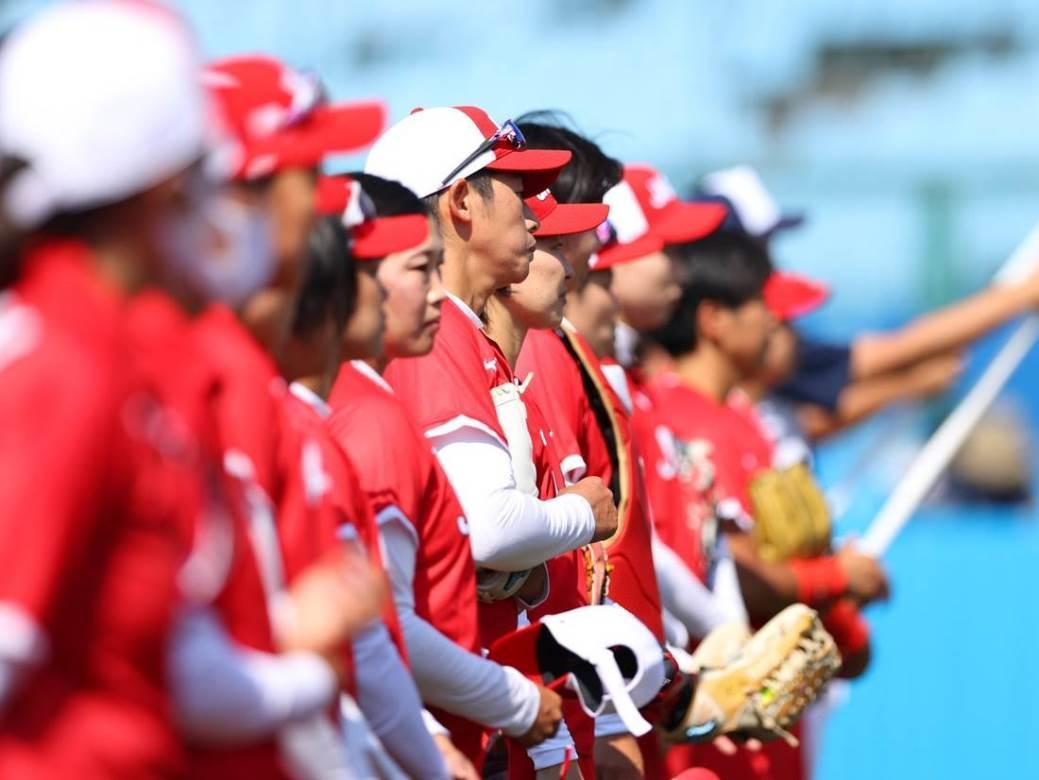 Japan softbol
