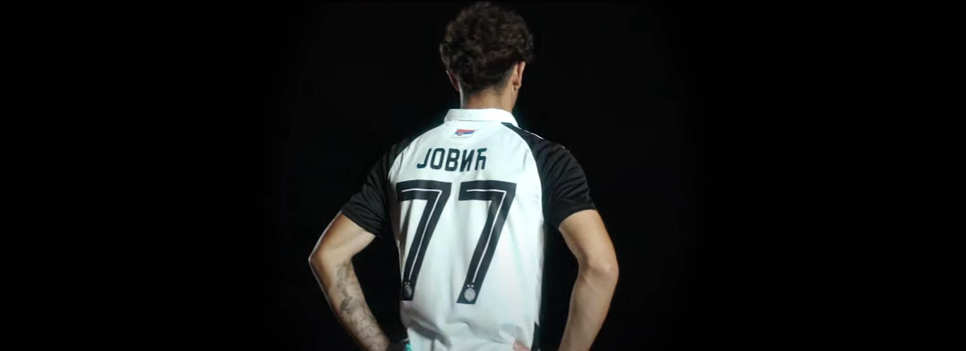 Nemanja Jović novi dres