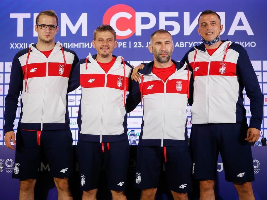 Stonoteniseri Srbije