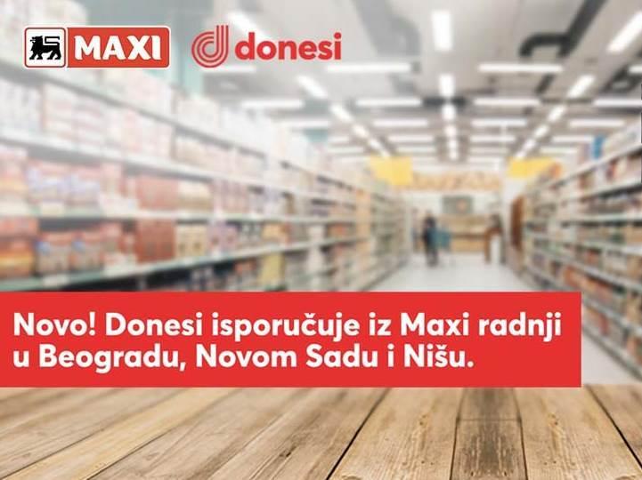 vizual  Maxi i Donesi