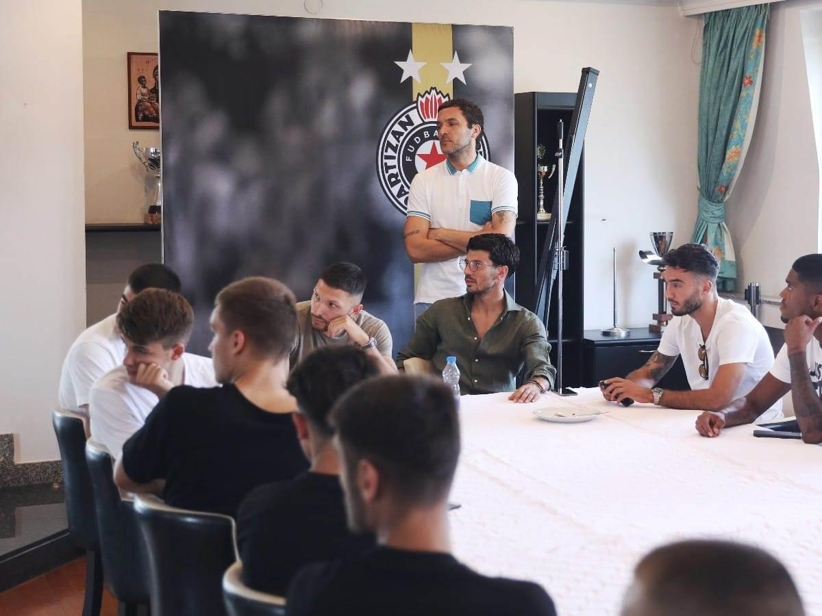 Oprostaj od Vladimira Stojkovica u SC Teleoptik