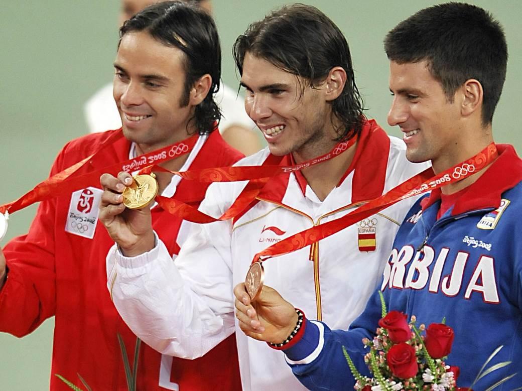 Novak Nadal i Gonzales