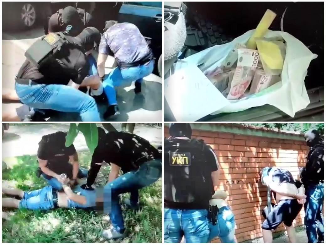 hapšenje oružana pljačka pošta zrenjanin