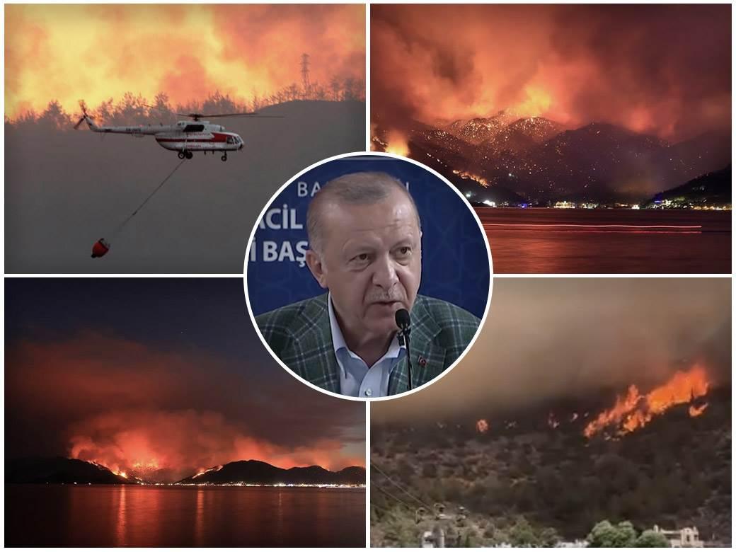 požar turska erdogan