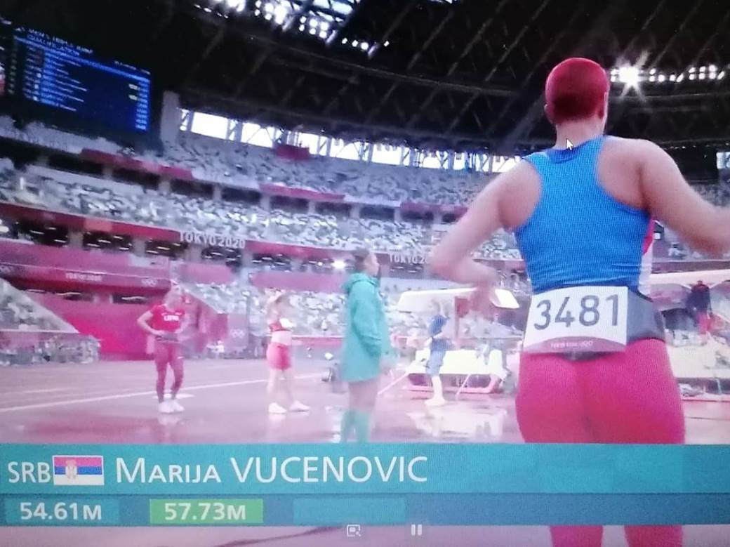 Marija Vučenović drugi hitac