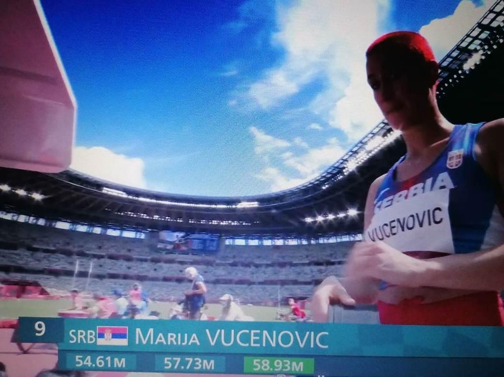 Marija Vučenović treći pokušaj