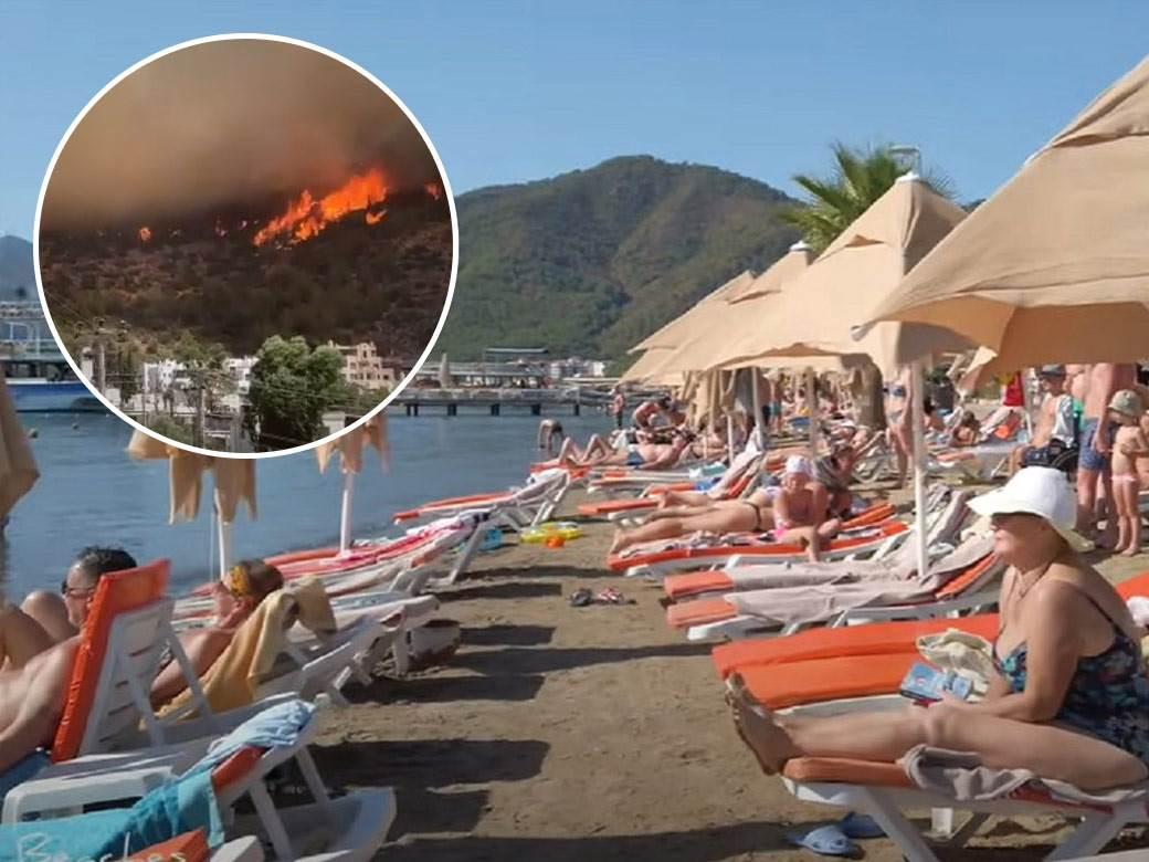 požar,-turska,-plaža,-turisti