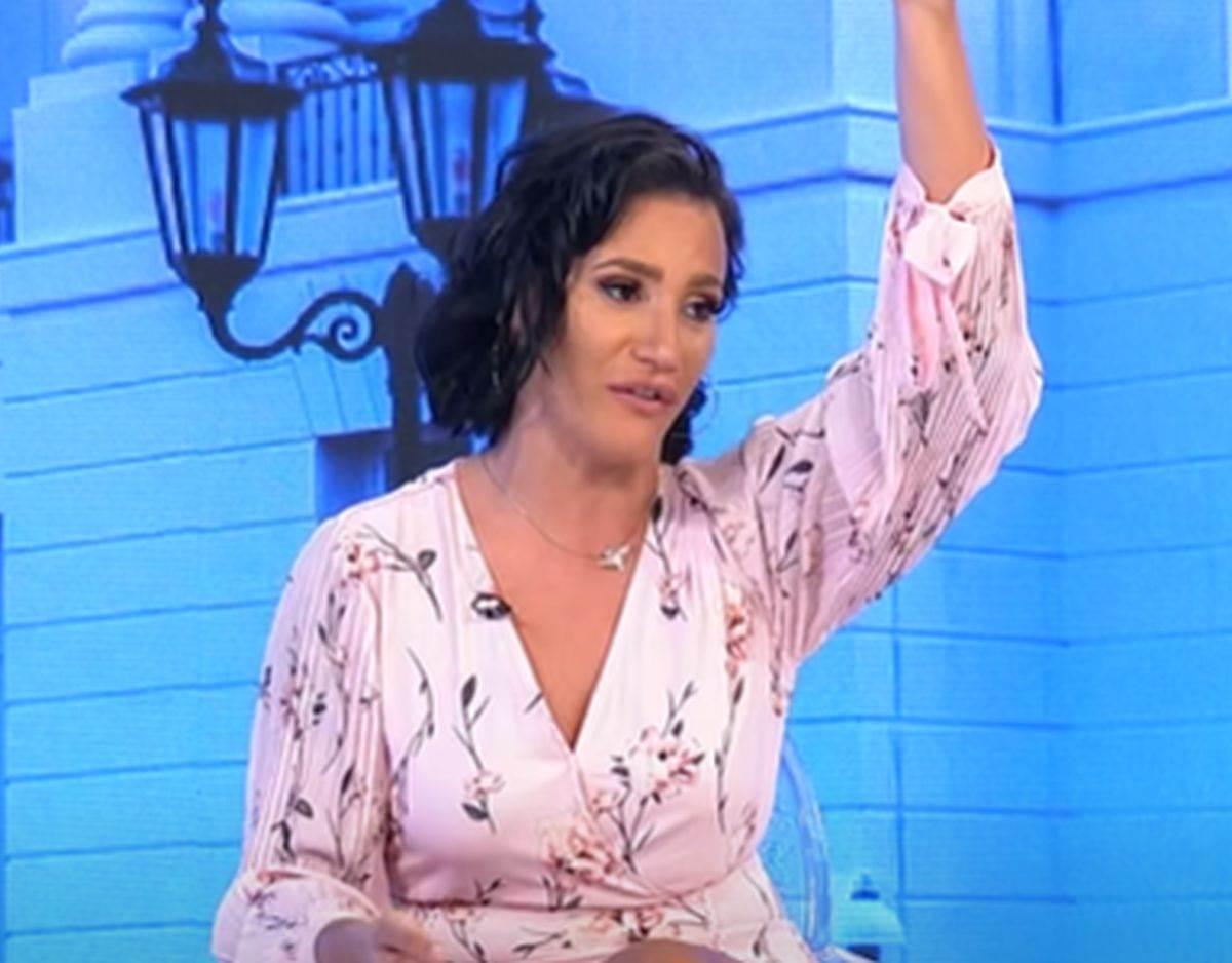 Kristinu Spalević napala gledateljka