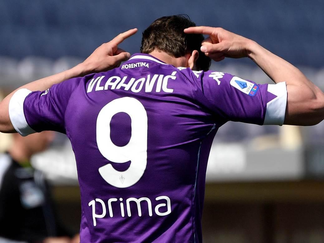 Dušan Vlahović klauzula 70 miliona evra | Sport | Fudbal