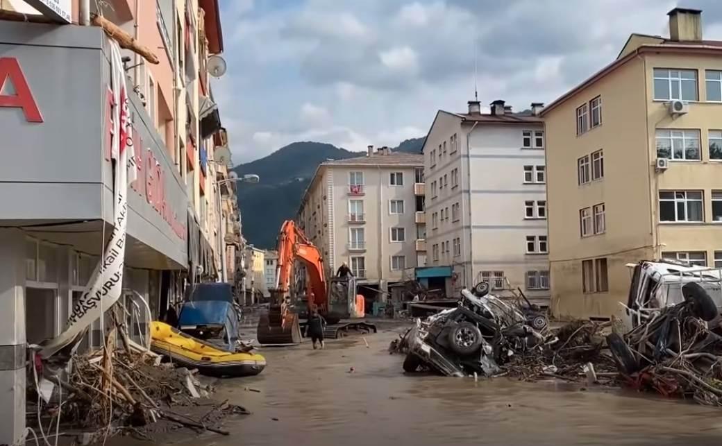 Poplave u Turskoj