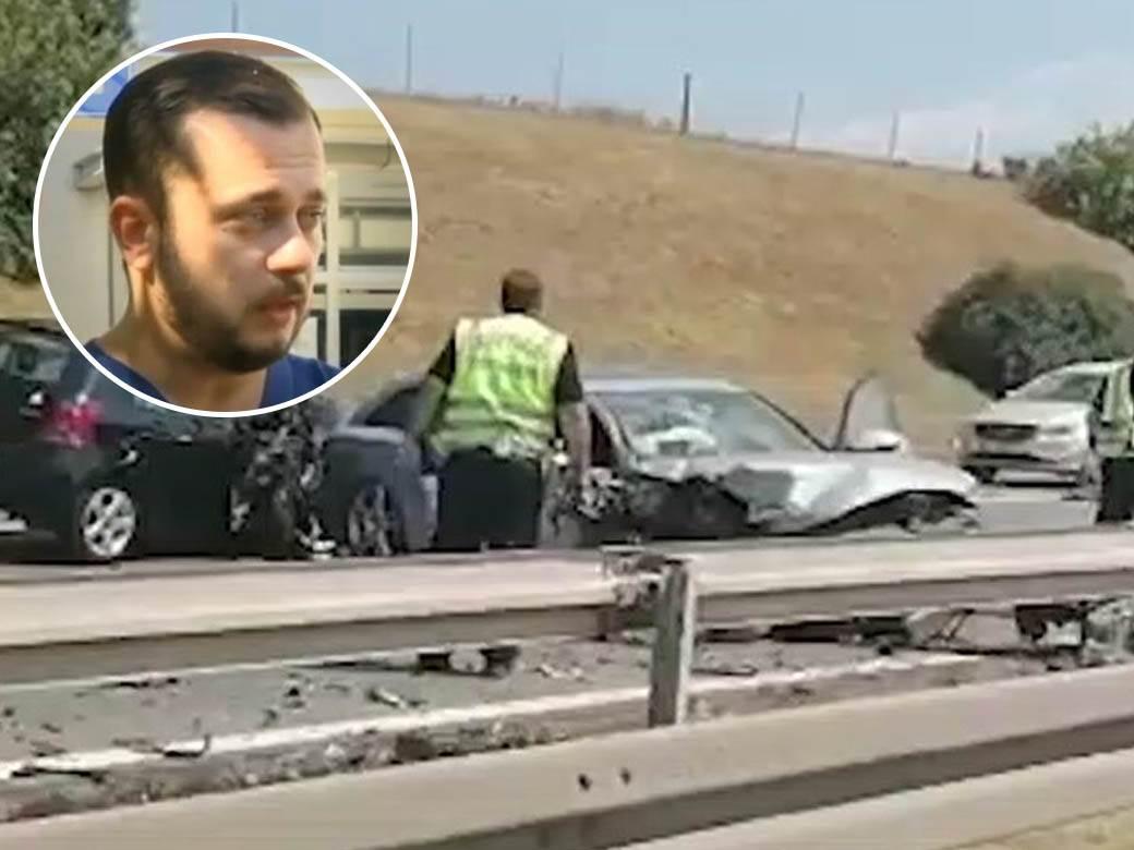 dr bogosavljević saobraćajna nesreća na bubanj potoku