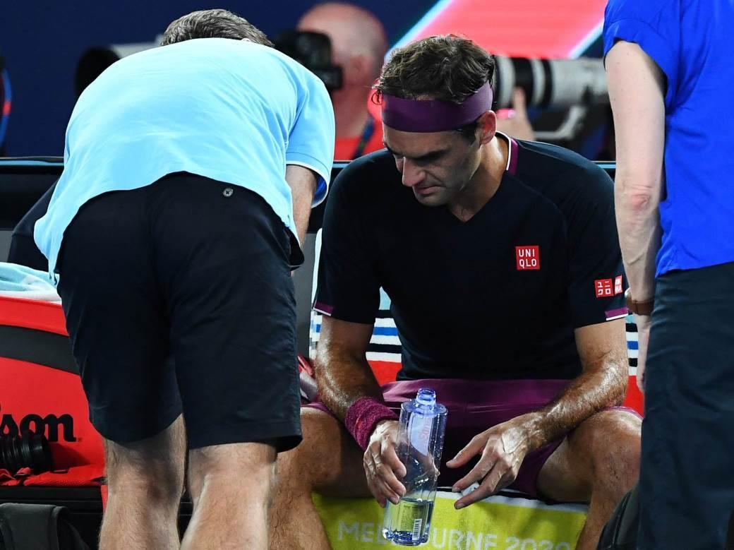 Rodžer Federer.