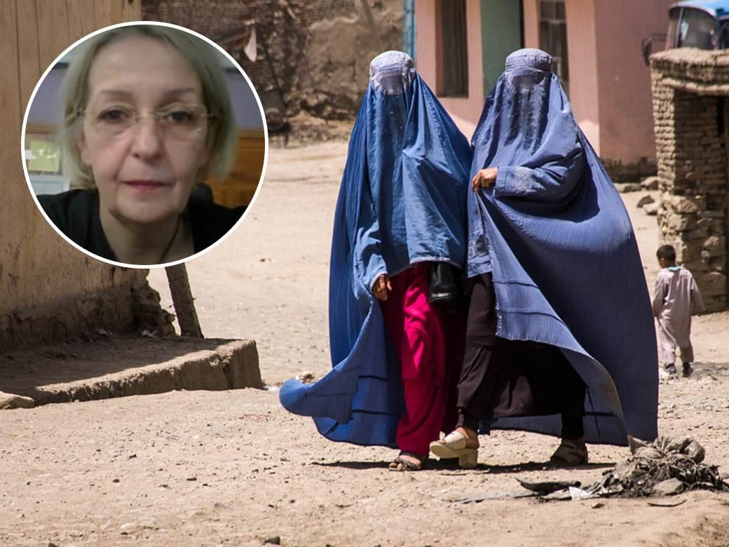 Žene-Avganistan