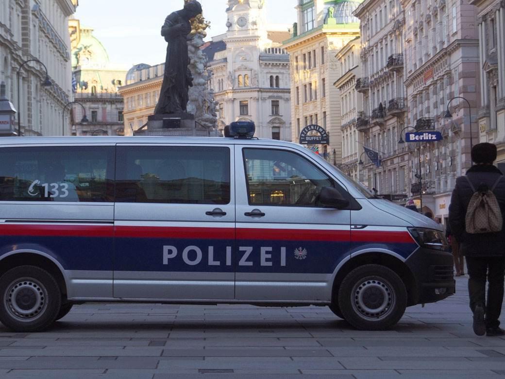 policija beč